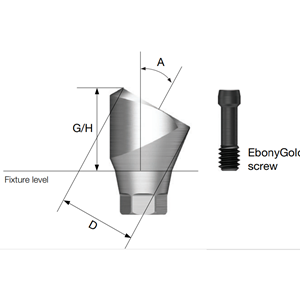 TS Port Angled Abutment