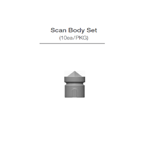 Ti Link Scan Body Set (10stk)