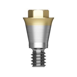 TS Convertible Abutment Mini/Standard Ø4.0x0.5mm