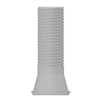 US Esthetic Low Plastic Cylinder Standard Non Hex